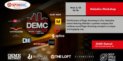 DEMC 2019: Day 4 (of 7)-Hosted by SPIN INC