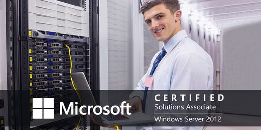 Free Funded - MCSA Server 2012: 70-410 Installing and Configuring Windows Server 2012 @Edinburgh (Weekly Classes)