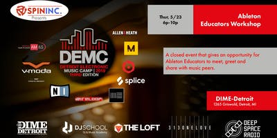 DEMC 2019: Day 5 (of 7)-Hosted by SPIN INC.