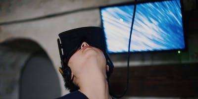 Expérience en réalité virtuelle à la Galerie C