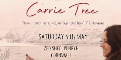 Carrie Tree Album Launch Cornwall