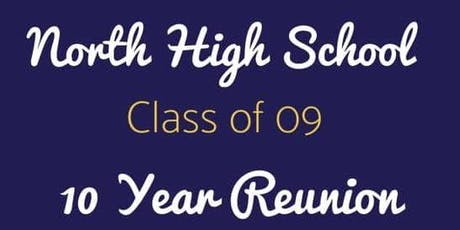 NHS Class of 2009 10 Year Reunion tickets