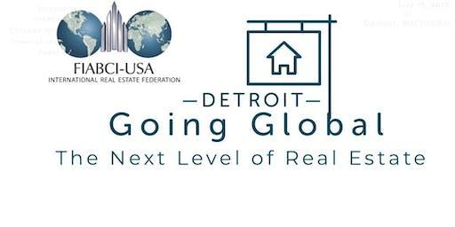 Going Global - Detroit