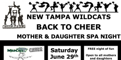 BACK TO CHEER MOTHER & DAUGHTER SPA NIGHT