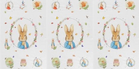 Peter Rabbit Quilt tickets