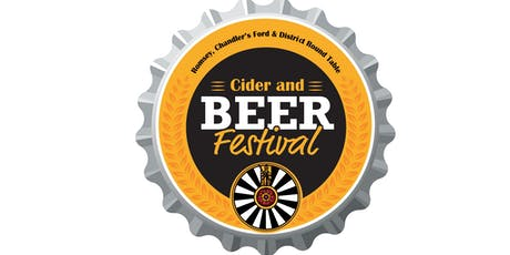 Romsey Round Table Beer & Cider Festival 2019 tickets