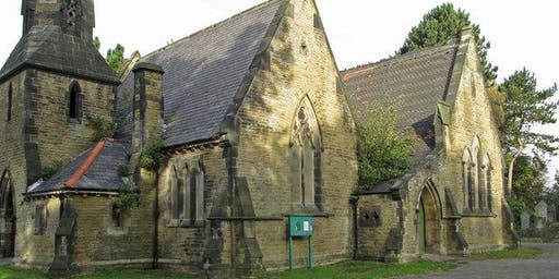 Guided Visit: Spital Cemetery and Chapel, Chesterfield