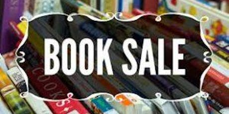 Dedham Public Library Book Sale tickets