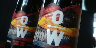 OverWorks Sour Beer Tasting