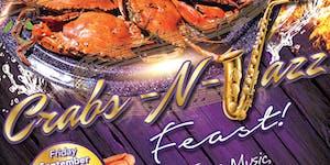 "Lambda Gamma Gamma (LGG) 1st Inaugural ""Crabs-N-Jazz""..."