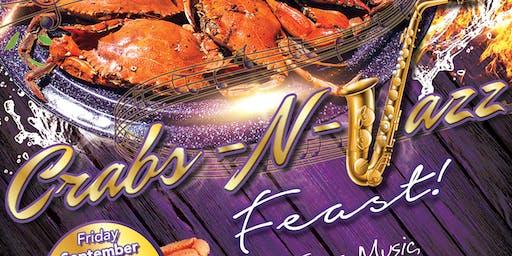 """Lambda Gamma Gamma (LGG) 1st Inaugural """"Crabs-N-Jazz"""" Feast 2019"""