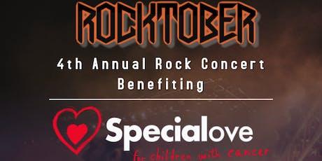 Rocktober 2019 - Special Love tickets