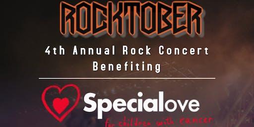 Rocktober 2019 - Special Love
