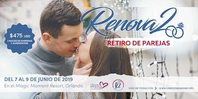 Renova2 - Retiro para Parejas Libres Para Amar