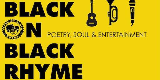 Black on Black Rhyme Tampa: Black Hollywood