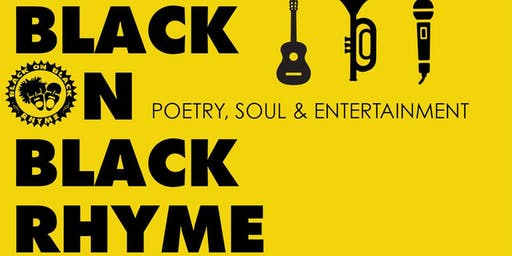 Black on Black Rhyme Tampa: The Players Ball