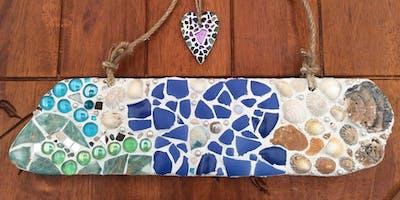 Mosaic Workshop at Ocean Studios