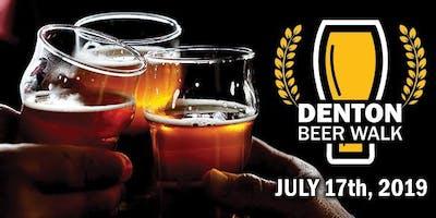 Denton Beer Walk July