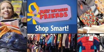 JBF HUGE Kids' Consignment Sales Event - FREE TICKET