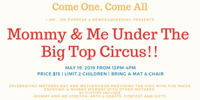 Mommy and Me Event