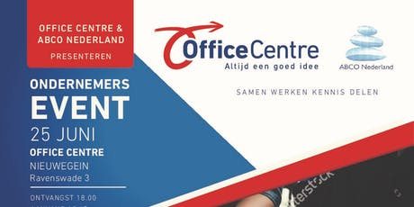 Office Centre/ABCO Nederland OndernemersEvent tickets