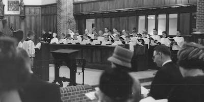 Music & Mission: 120 years of Richmond's Men & Boys Choir