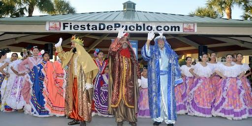 Fiesta De Pueblo Three Kings Day