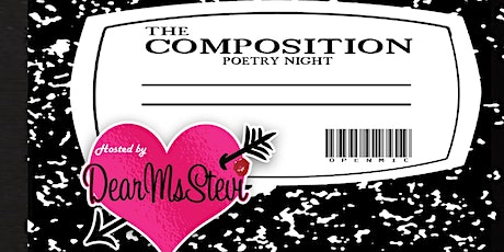 The Composition Poetry Night tickets
