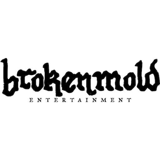Brokenmold Entertainment logo