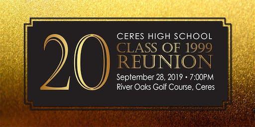 Ceres High Class of '99 Reunion Celebration
