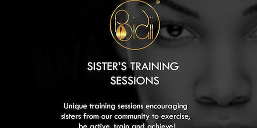 BIDII - SISTER'S TRAINING SESSIONS