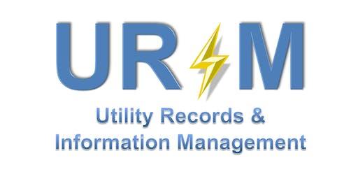 Utility RIM 2019 Annual Conference