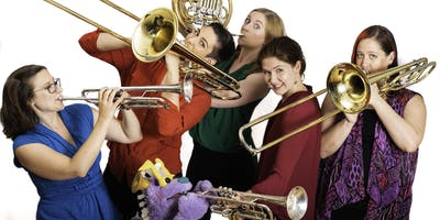 Whats Your Story? presented by Calliope Brass Ban