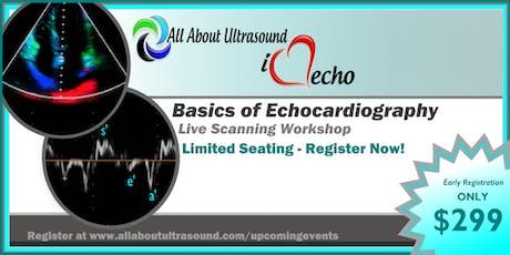 Basics of Echocardiography Live Scanning Workshop - Orlando, Florida tickets