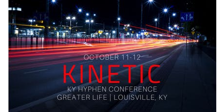 Kinetic KY Hyphen Conference 2019 tickets