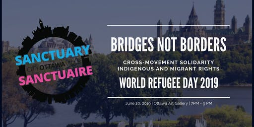 Bridges Not Borders: Indigenous Migrant Solidarity (Workshop)