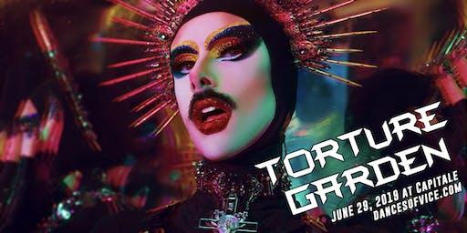 Torture Garden New York Pride Fetish Ball 2019