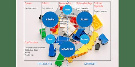 Lean Startup mindset con LEGO® SERIOUS PLAY® biglietti