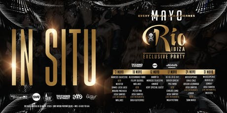 """IN SITU """"IBIZA EXCLUSIVE PRIVATE PARTY"""" tickets"""