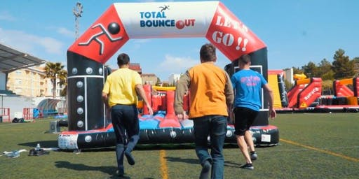 Total Bounceout Reigate seaside fun weekend