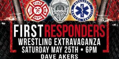 First Responder Wrestling