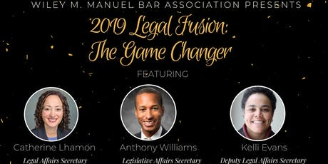 2019 Legal Fusion: The Game Changer tickets
