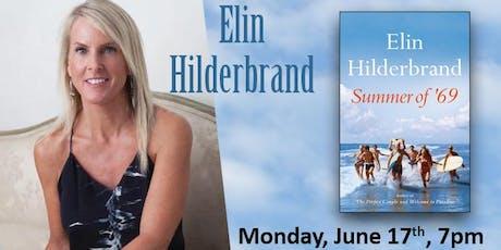 Elin Hilderbrand tickets