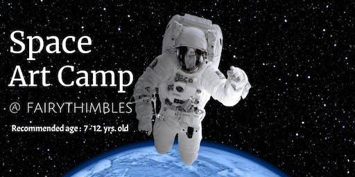 Space Art Camp @ Fairythimbles