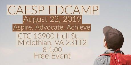 Edcamp CAESP 2019 tickets