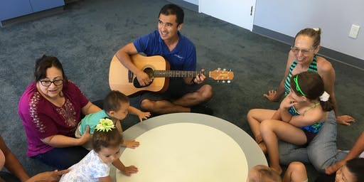 Family Spanish Class (Ages 3 Months to 7 Years)