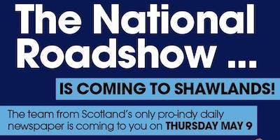 The National Roadshow - Shawlands