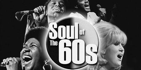Soul of the 60's tickets