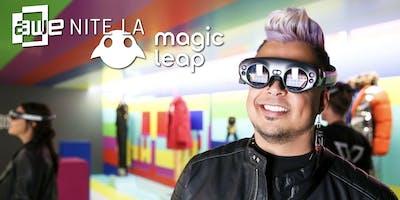 AWE Nite 3:  Built in LA: Magic Leap Local Creators