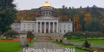 Historic New England Artist led Tour